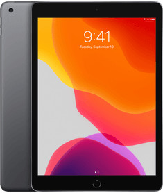 Apple iPad 10,2 32GB Szary (MW742FD-A) - 1 zdjęcie