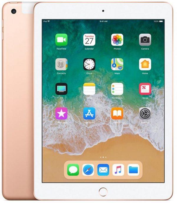 Apple iPad 128GB LTE Gold (MRM22FD/A) - 1 zdjęcie
