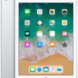 Apple iPad 128GB LTE Silver (MR732FD/A) - 1 zdjęcie