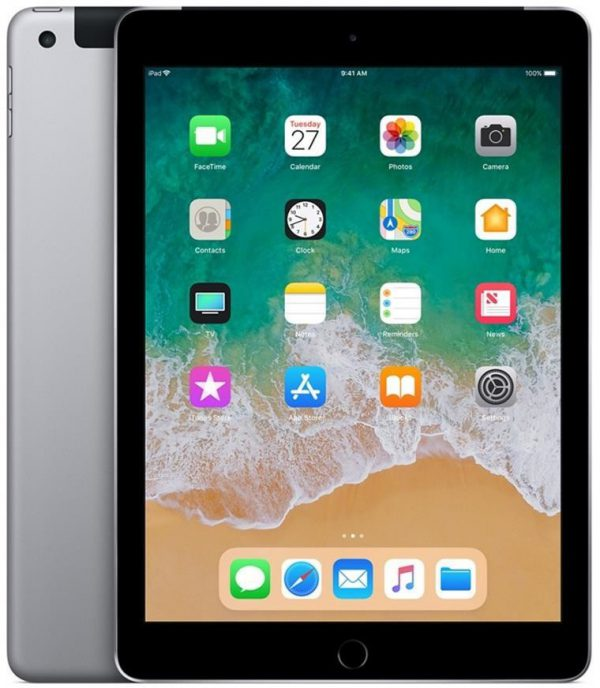 Apple iPad 32GB LTE Space Gray (MR6N2FD/A) - 1 zdjęcie