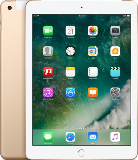 Apple iPad 9.1 32GB LTE Gold  (MPG42FD/A) - 1 zdjęcie