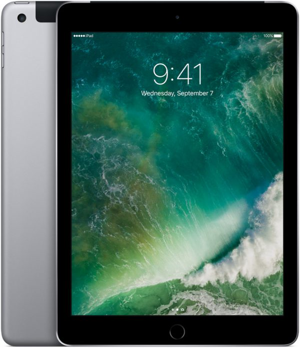 Apple iPad 9.7 128GB LTE Space Gray (MP262FD/A) - 3 zdjęcie