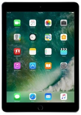 Apple iPad 9.7 128GB LTE Space Gray (MP262FD/A) - 4 zdjęcie