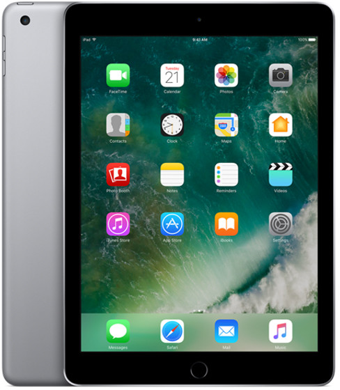 Apple iPad 9.7 128GB LTE Space Gray (MP262FD/A) - 1 zdjęcie