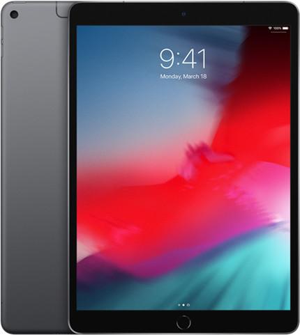 Apple iPad Air 10.5 Cell 64GB space gray (MV0D2FD/A) - 1 zdjęcie