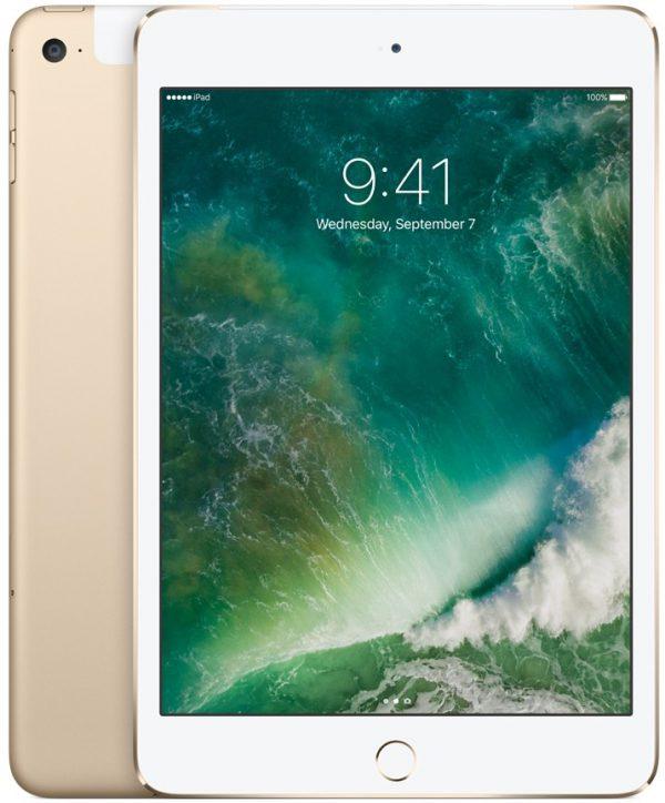 Apple iPad Mini 4 128GB LTE Gold  (MK782FD/A) - 2 zdjęcie