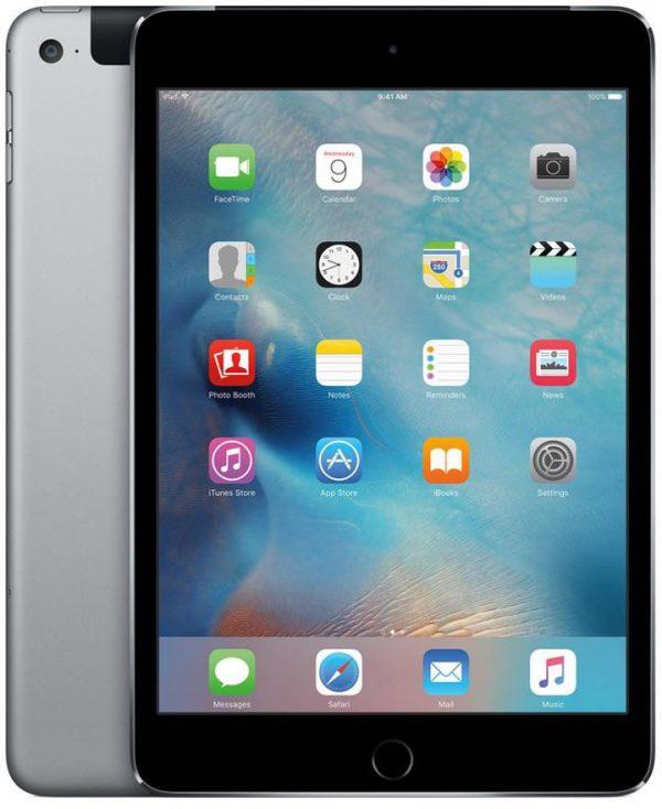 Apple iPad Mini 7.9 4 128GB Space Gray (MK762FD/A) - 1 zdjęcie