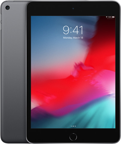 Apple iPad mini 7.9 64GB space gray (MUQW2FD/A) - 1 zdjęcie
