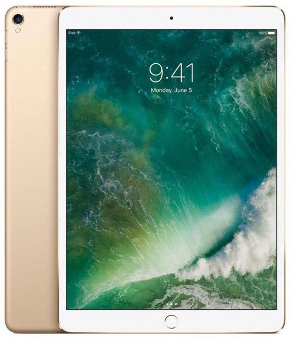 Apple iPad Pro 10.5 256GB Gold (MPF12FD/A) - 2 zdjęcie