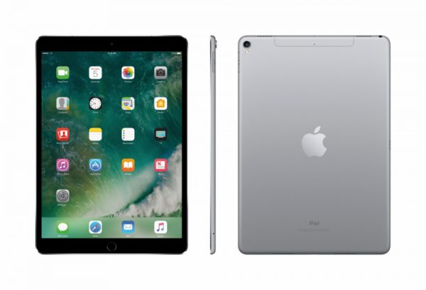 Apple iPad Pro 10.5 256GB LTE Space Gray (MPHG2FD/A) - 1 zdjęcie