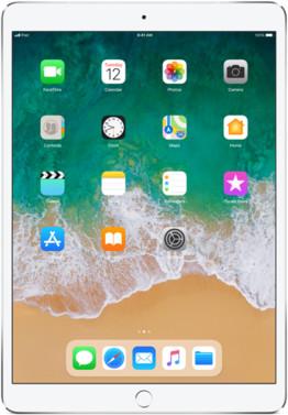 Apple iPad Pro 10.5 256GB Silver (MPHH2FD/A) - 2 zdjęcie
