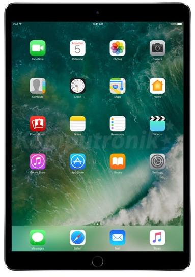 Apple iPad Pro 10.5 256GB Space Gray (MPDY2FD/A) - 2 zdjęcie