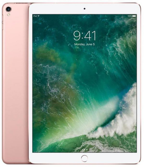Apple iPad Pro 10.5 64GB Rose Gold (MQF22FD/A) - 2 zdjęcie