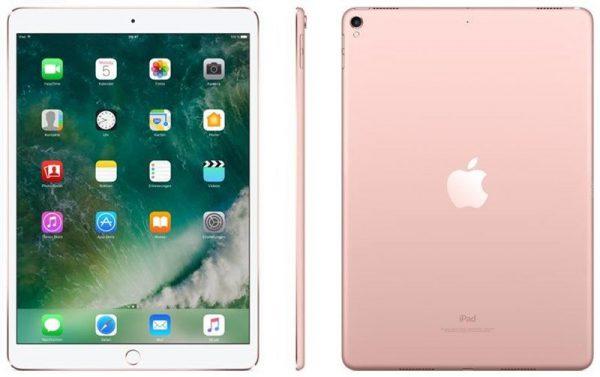 Apple iPad Pro 10.5 64GB Rose Gold (MQF22FD/A) - 3 zdjęcie