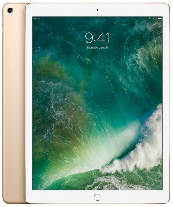 Apple iPad Pro 12.9 512GB Gold (MPLL2FD/A) - 1 zdjęcie