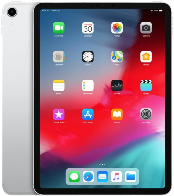 Apple iPad Pro 256GB LTE Silver (MU172FD/A) - 1 zdjęcie