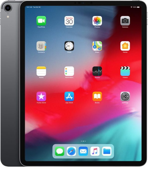 Apple iPad Pro 512GB WiFi Space Gray (MTFP2FD/A) - 1 zdjęcie