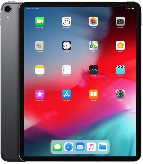 Apple iPad Pro 64GB LTE Space Gray (MTHJ2FD/A) - 1 zdjęcie