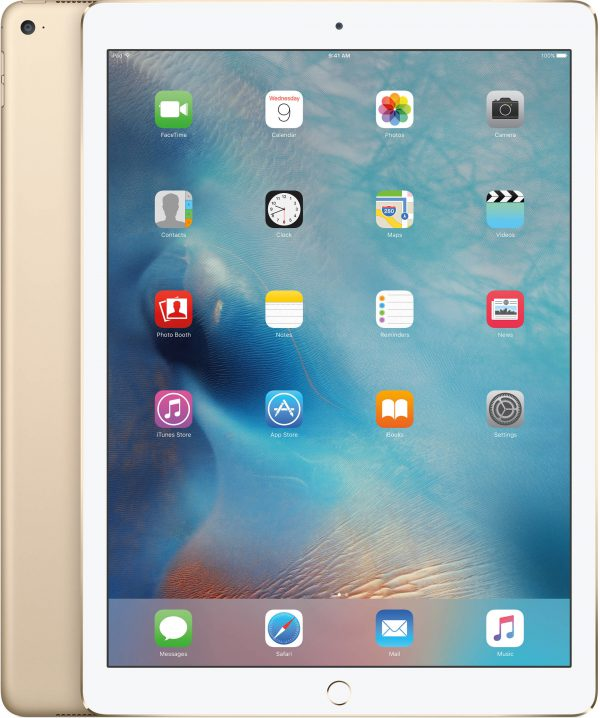 Apple iPad Pro 9.7 32GB LTE Gold (MLPY2FD/A) - 1 zdjęcie
