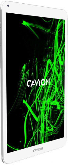 Cavion Base 10 8GB 3G srebrny - 1 zdjęcie