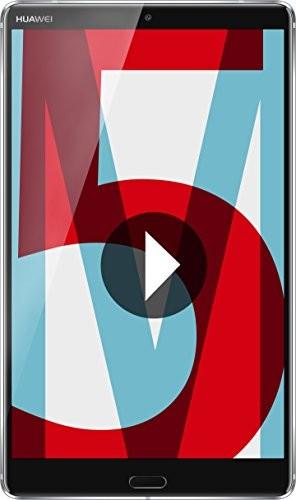 Huawei MediaPad M1, czarny 53010BDN - 1 zdjęcie