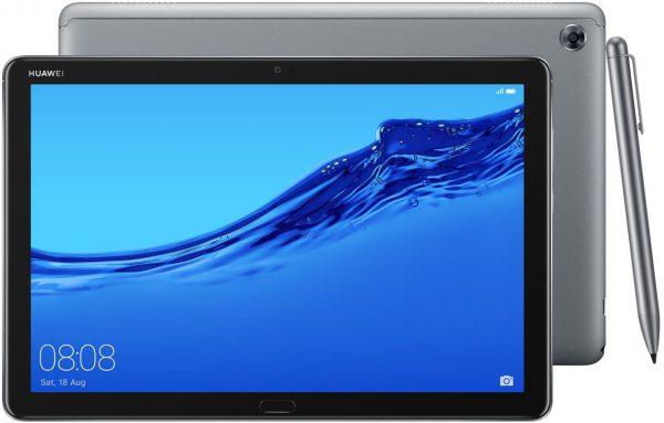 Huawei MediaPad M5 Lite 10 32GB LTE szary (53010DHG) - 1 zdjęcie