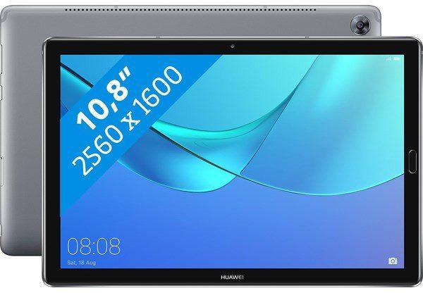 Huawei MediaPad M5 Pro 10.8 64GB 4G szary (53010BDY) - 1 zdjęcie