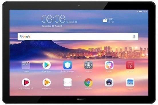 Huawei MediaPad T5 10.1 32GB 4G czarny (53010DJB) - 1 zdjęcie