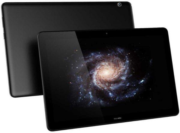 Huawei MediaPad T5 32GB LTE czarny (53010DHM) - 3 zdjęcie