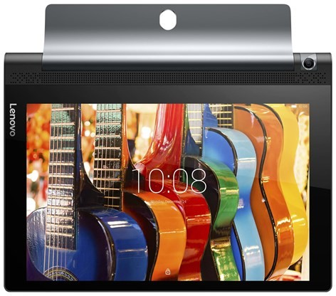 Lenovo Yoga Tab 3 10 32GB czarny (ZA0H0032DE) - 1 zdjęcie