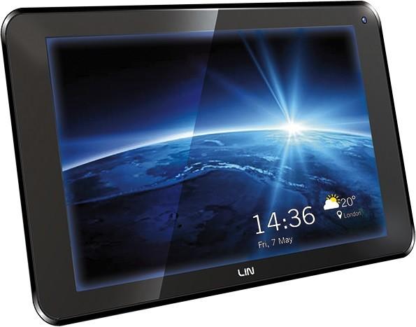 Lin TB701 8 GB czarny (LIN TB701) - 1 zdjęcie