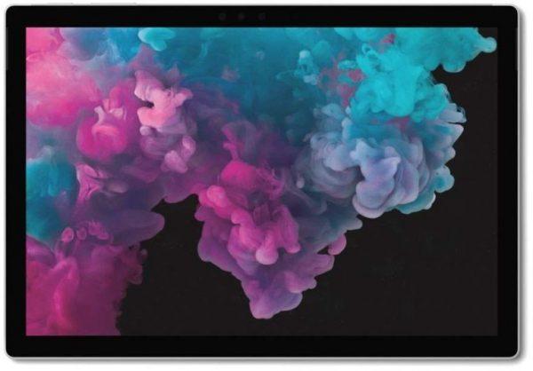 Microsoft Surface Pro 6 12.3 128GB czarny (LQ6-00004) - 1 zdjęcie