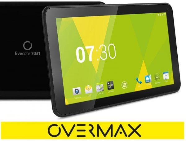 Overmax Livecore 7031 8GB czarny - 2 zdjęcie