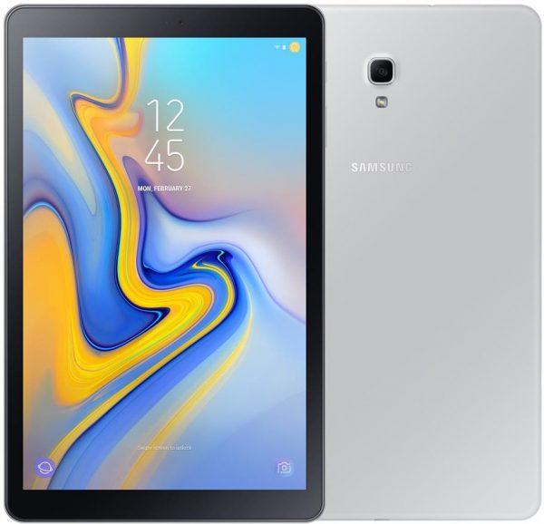 Samsung Galaxy Tab A 10.5 T595 32GB Srebrny (SM-T595NZAAXEO) - 1 zdjęcie