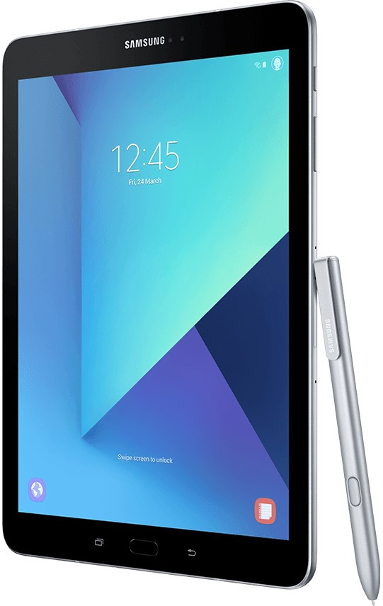 Samsung Galaxy Tab S3 T825 9.7 32GB LTE srebrny (SM-T825NZSAXEO) - 3 zdjęcie