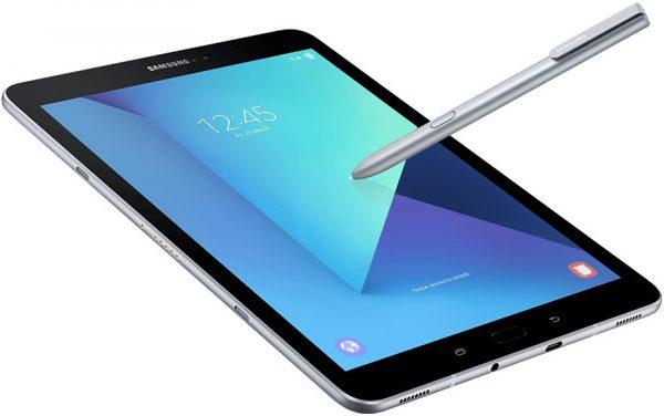 Samsung Galaxy Tab S3 T825 9.7 32GB LTE srebrny (SM-T825NZSAXEO) - 1 zdjęcie