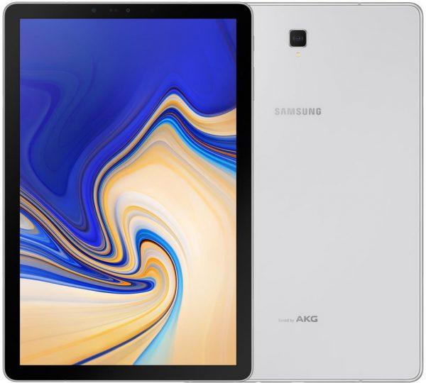 Samsung Galaxy Tab S4 10.5 T835 64GB Srebrny (SM-T835NZAAXEO) - 1 zdjęcie