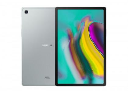 Samsung Galaxy Tab S5e 10.5 T725 64GB 4G srebrny (SM-T725NZSAXEO) - 1 zdjęcie