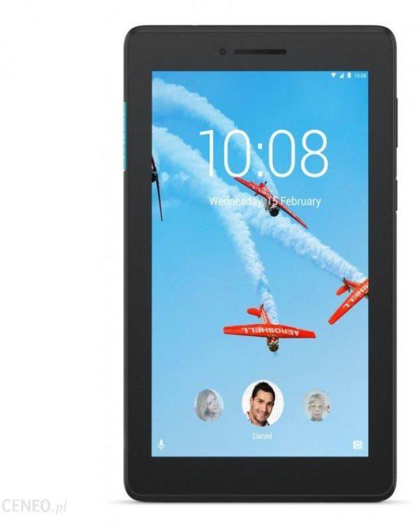 Lenovo Tab E7 7.0 8GB WiFi Czarny (ZA400008EU) - 1 zdjęcie