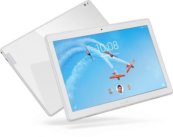Lenovo Tab P10 10.1  64GB 4G biały (ZA450067CZ) - 1 zdjęcie