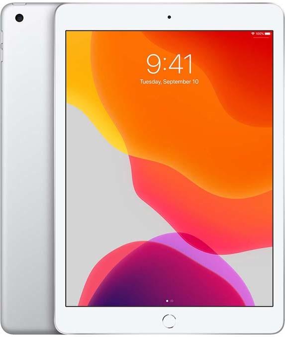 Apple iPad 10.2 128GB Wi-Fi srebrny) MW782FD/A - 1 zdjęcie