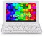Tablet z klawiaturą z Android Modecom FreeTab 1002 IPS X4 16GB biały